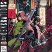 Generations: Wolverine & All-New Wolverine #1