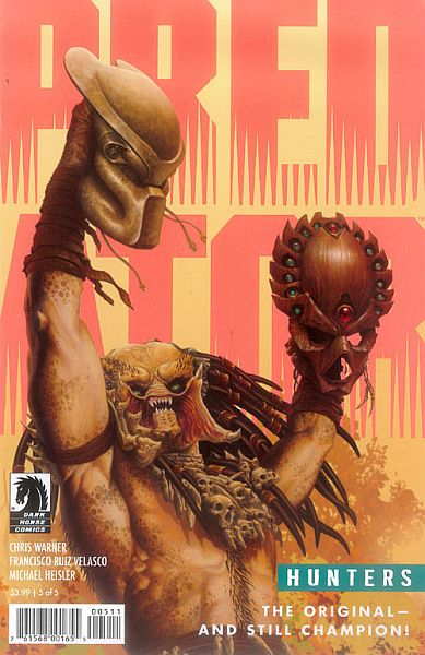 Predator Hunters #5