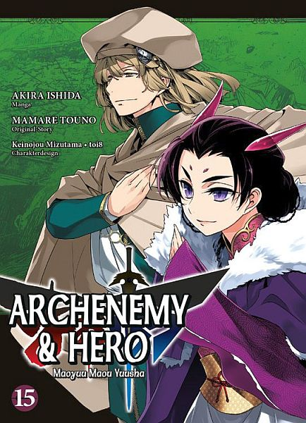 Archenemy & Hero – Maoyuu Maou Yuusha 15 (von 17)