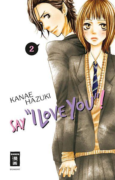 "Say ""I Love You"" - Band 2"