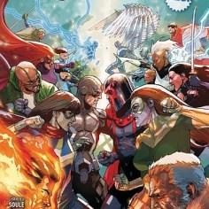 Inhumans vs. X-Men 1 (von 2)