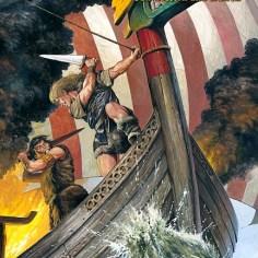 Karl der Wikinger 2: Von Göttern und Wölfen
