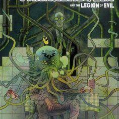 Sherlock Frankenstein And The Legion Of Evil #2