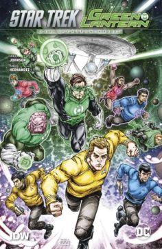 Star Trek/Green Lantern: Der Spektren-Krieg SC