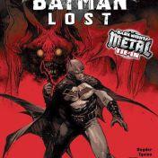 Batman Lost #1