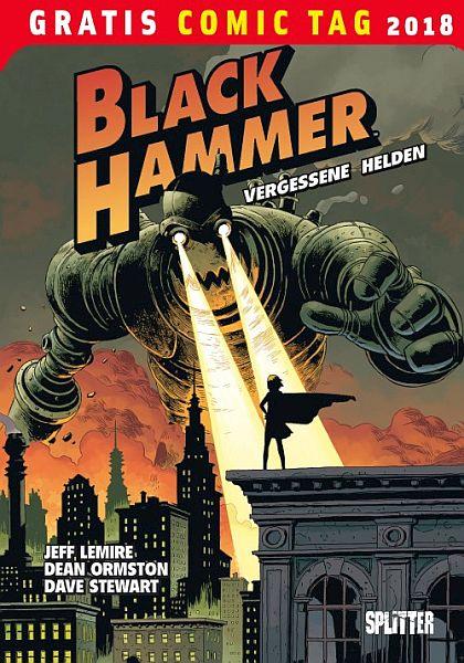Black Hammer (Splitter)