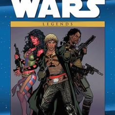 Star Wars Comic-Kollektion 36: Legacy – Skywalkers Erbe