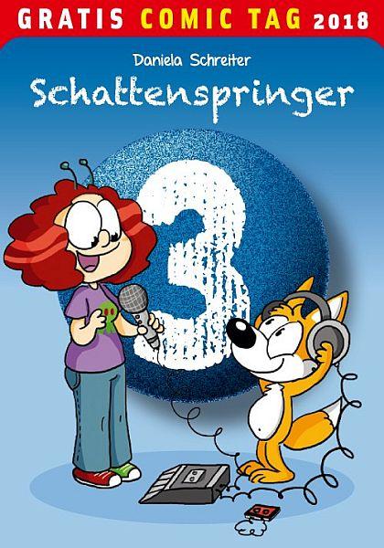 Schattenspringer Band 3 (Panini)