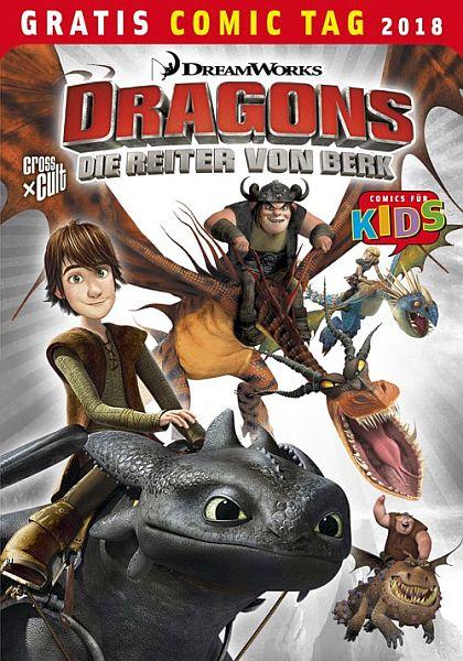Dragons (Cross Cult)