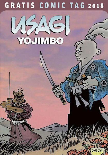 Peanuts (Carlsen)Usagi Yojimbo (Dantes Verlag)