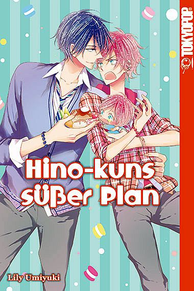 Hino-kuns süßer Plan