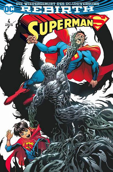 Superman Sonderband (Rebirth) 4: Schwarze Ernte
