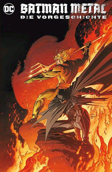 Batman Metal (Dark Days) Die Vorgeschichte 1 Variant (999)