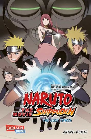 Naruto the Movie: Shippuden – The Lost Tower (Movie 7)