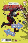 YOU ARE DEADPOOL #1 (OF 5)