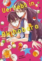 Verliebt in Akihabara (Einzelband)