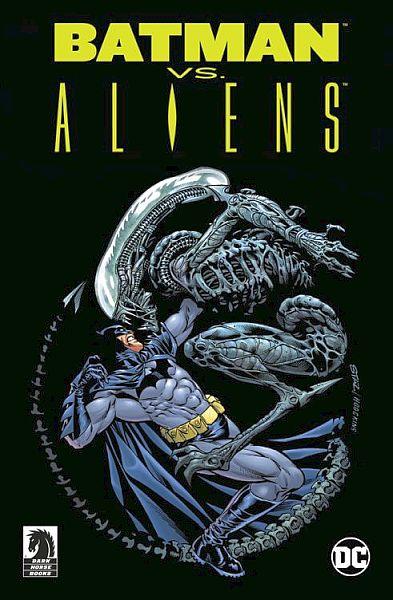 Batman vs. Aliens (DC PB 126) SC