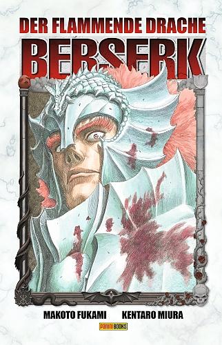 Berserk: Der flammende Drache (Roman zum Manga)