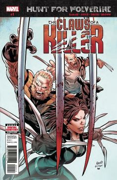 HUNT FOR WOLVERINE CLAWS OF KILLER #1 (OF 4)
