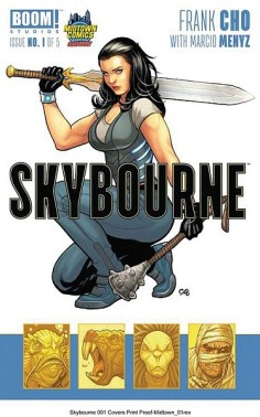 Skybourne (Frank Cho)