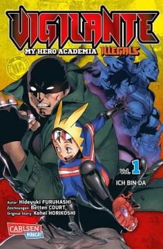 Vigilante – My Hero Academia 1