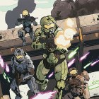 HALO COLLATERAL DAMAGE #1