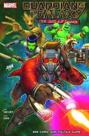 Guardians of the Galaxy: Die Jagd auf Thanos