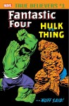 TB FANTASTIC FOUR HULK VS THING #1