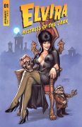 ELVIRA MISTRESS OF DARK #1