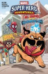 MSH ADVENTURES MS MARVEL TELEPORTING DOG #1