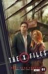 X-FILES CASE FILES HOOT GOES THERE #1 (OF 2)