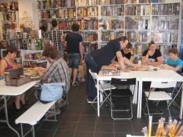 Die Robinson Runde vom letzten Samstag, sowie eine spontane Runde Harry Potter Hogwarts Battle.