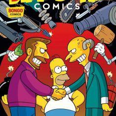 Simpsons Comics 246