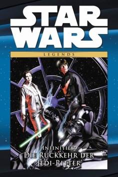 Star Wars Comic-Kollektion 59: Infinities: Die Rückkehr der Jedi-Ritter