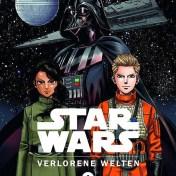 Star Wars: Verlorene Welten (Manga) 1