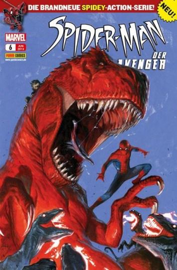 Spider-Man, der Avenger 6