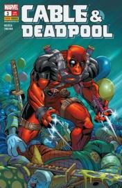 Cable & Deadpool 3