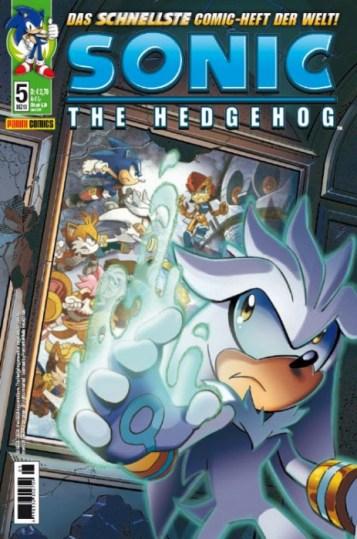 Sonic Comic 5