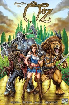 Grimm Fairytales: OZ 1