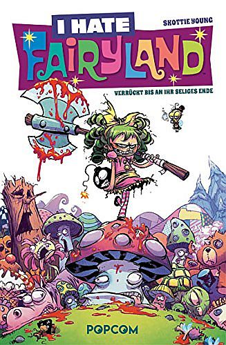 I Hate Fairyland 01