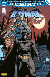 Batman (Rebirth) 1