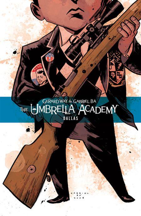 """Umbrella Academy """"Dallas"""""""