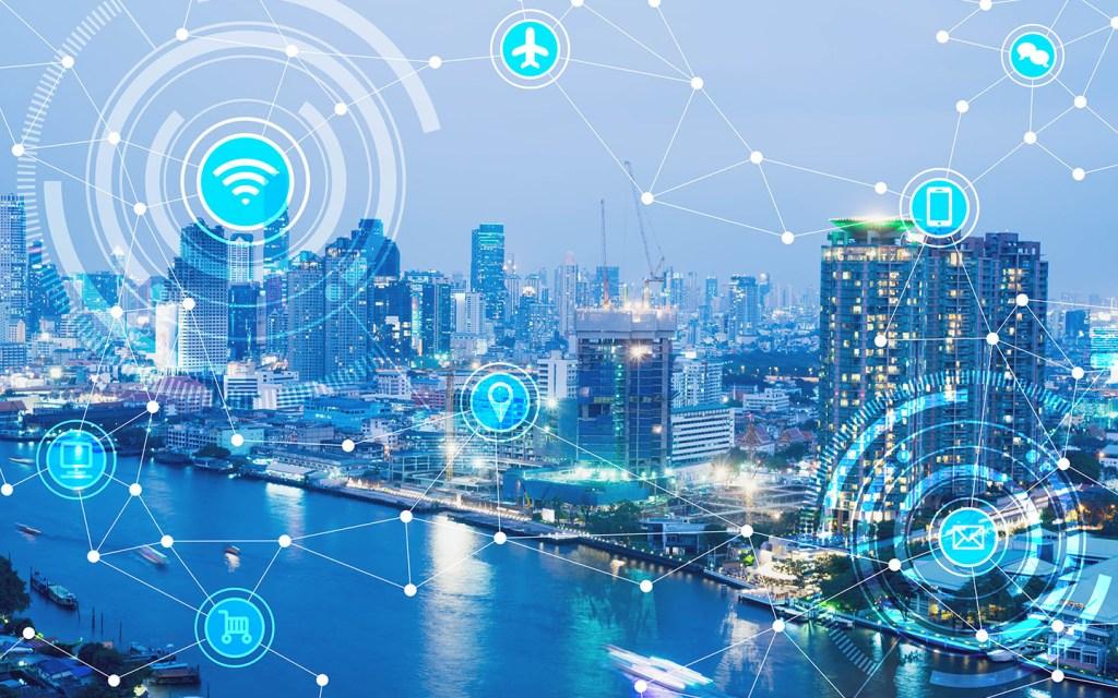 Mastercard y Microsoft colaboran en el desarrollo de ciudades inteligentes.