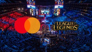 Mastercard firma alianza con League of Legends®
