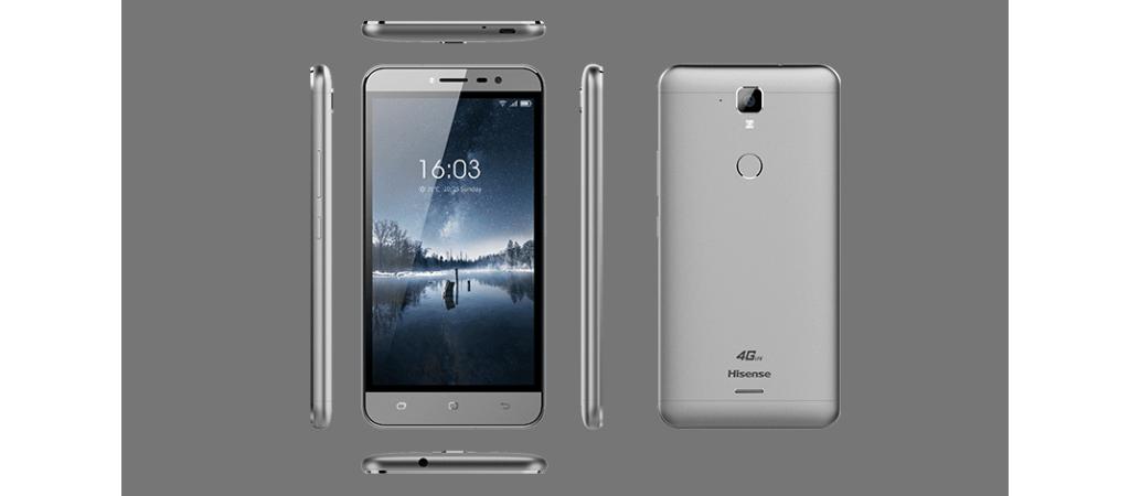 Hisense F23: un Smartphone muy funcional y a bajo costo