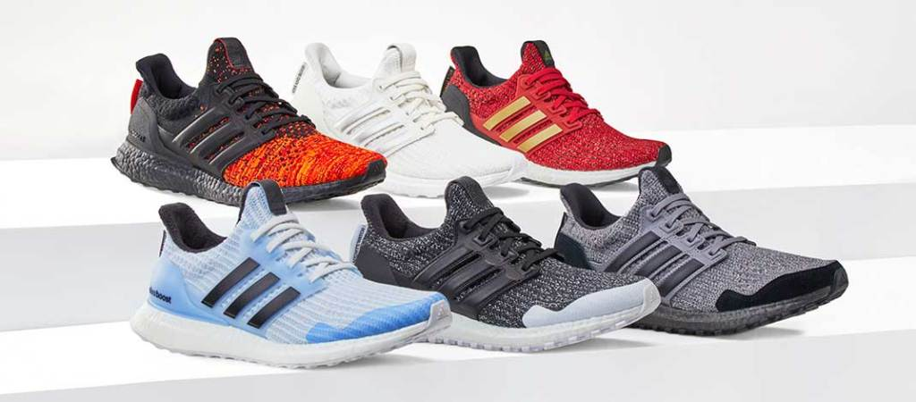 Adidas presenta los tenis de Game Of Thrones de edición limitada