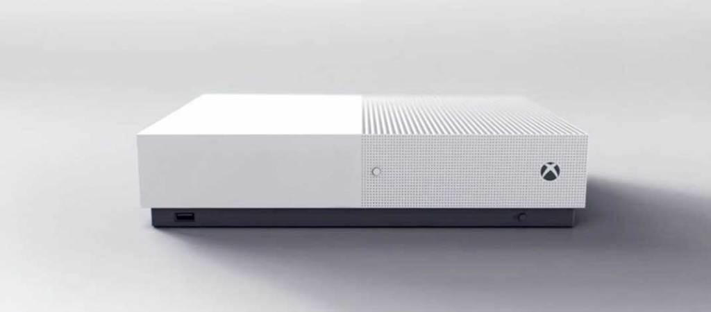 Xbox lanzará consola sin unidad de disco el 7 de mayo