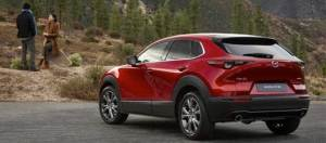 Mazda presentó la SUV compacta CX-30 en el Salón de Ginebra