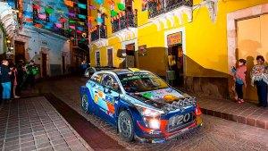 Hyundai busca estar en el Rally de Guanajuato