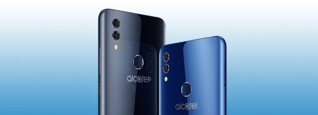 Alcatel 5V.